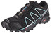 Salomon Speedcross 4 GTX Hardloopschoenen blauw/zwart